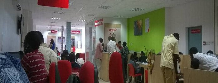 Vodafone Internet Cafe is one of Minhas diversões.