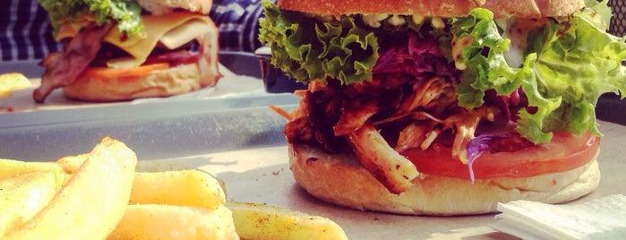 Burger street is one of Posti che sono piaciuti a Andrius V..