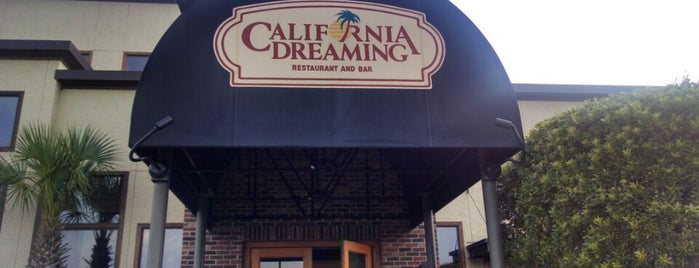 California Dreaming is one of Gespeicherte Orte von Lizzie.