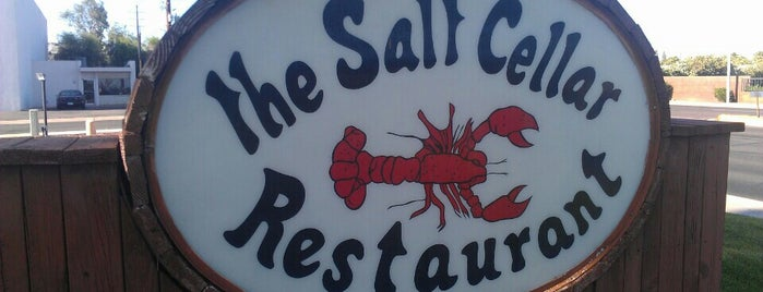 The Salt Cellar is one of Food & Drink.