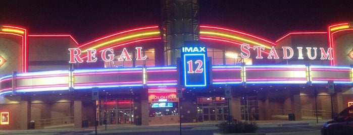 Regal Cinemas Waugh Chapel 12 & IMAX is one of Nick 님이 좋아한 장소.