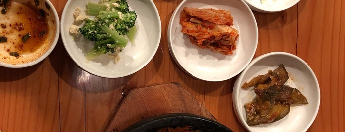 Chungdam Korean Fusion is one of Felicity's Liked Places.