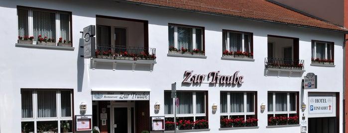 Hotel zur Traube is one of Om Nom Nom.