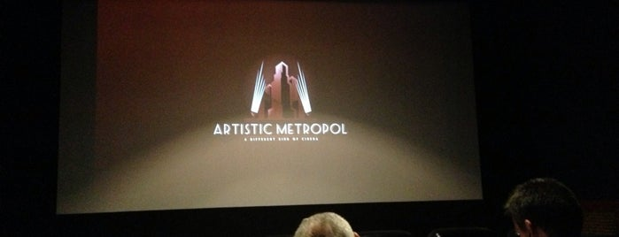 Artistic Metropol is one of AFTERNOON.