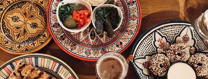 Leila's Authentic Lebanese Cuisine is one of budapest.