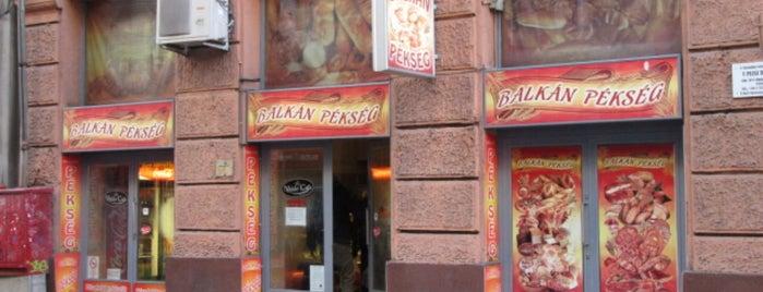 Balkán Pékség is one of Pékség teszt.