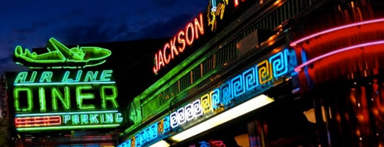 Jackson Hole is one of America's Best Diners.