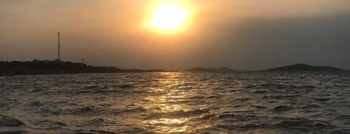 Sahilkent Sahil is one of Balıkesir Plajları.