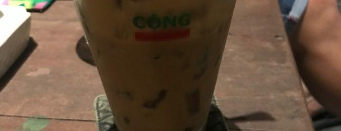 cộng cà phê is one of Da Nang.