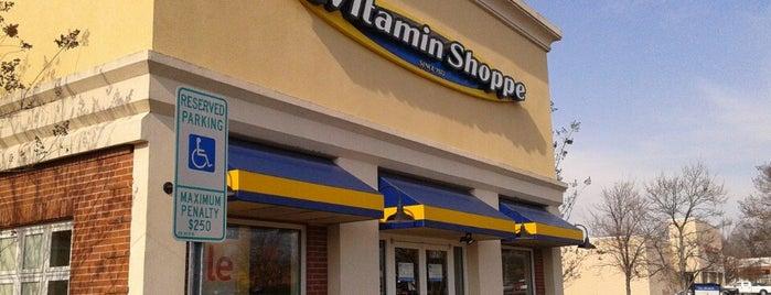 The Vitamin Shoppe is one of Alejandro'nun Beğendiği Mekanlar.