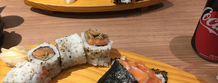 O-Toro Sushi is one of Almoço no Centro de Porto Alegre.
