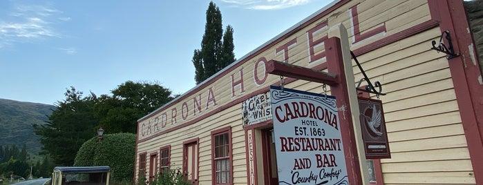 Cardrona Hotel is one of Orte, die Antonella gefallen.