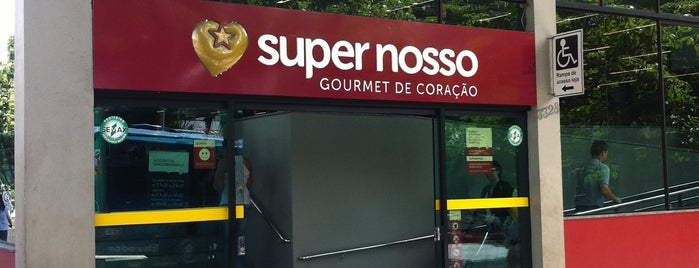 Super Nosso Gourmet is one of Dade 님이 좋아한 장소.