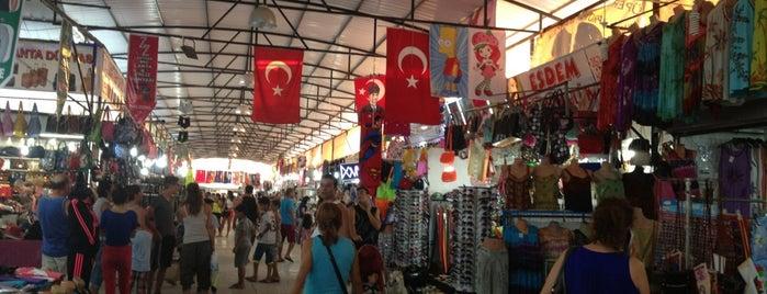Mavişehir Pazarı is one of Murat : понравившиеся места.