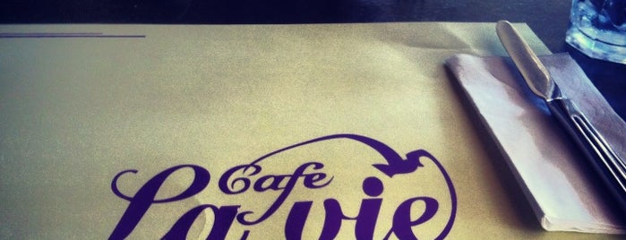 Cafe La Vie is one of ZMR.