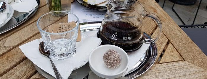 365.cafe is one of Lieux qui ont plu à Martin.
