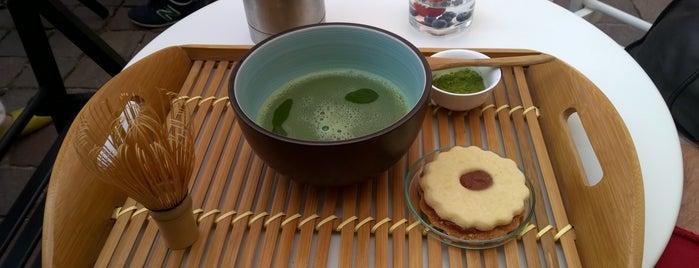 Kaffein is one of Lieux qui ont plu à Martin.