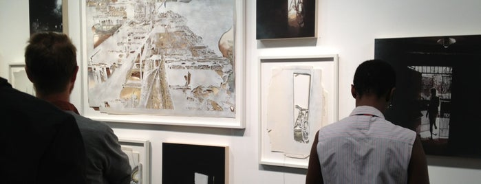 Guerrero Gallery is one of BAY-ACTIVITY-art.