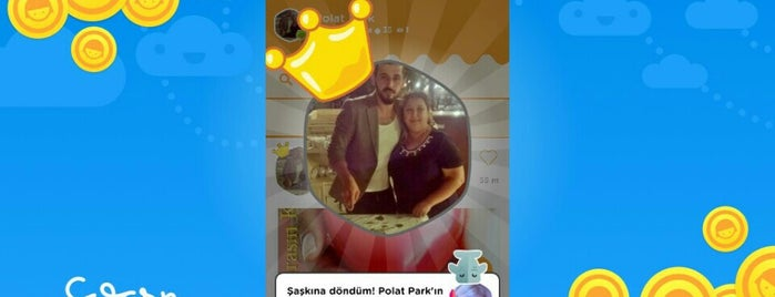 Polat Park is one of Locais curtidos por Mujdat.