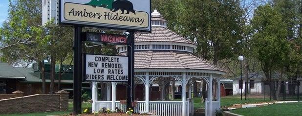 Ambers Hideaway is one of Wisconsin Dells.