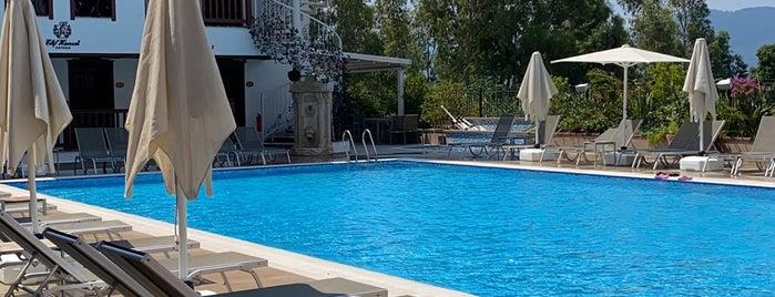 Elif Hanım Hotel & Spa is one of Ege.