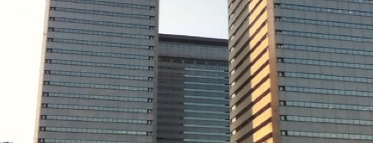 MID Tower is one of Japan 🇯🇵.