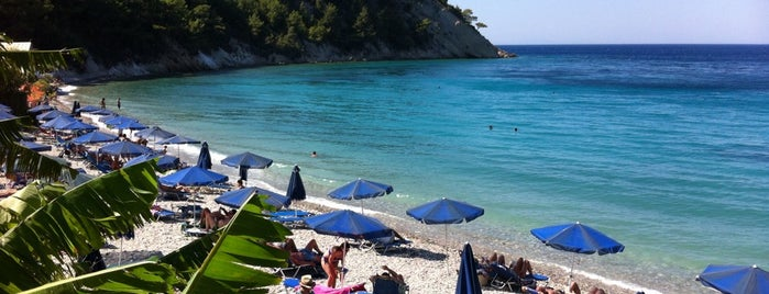 Lemonakia Beach is one of Samos.
