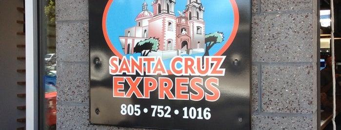 Taqueria Santa Cruz is one of North-Central California to do.