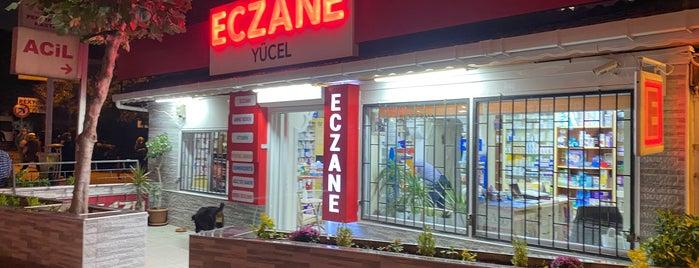Yücel Eczanesi is one of Pendik Eczaneleri.