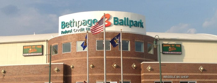 Bethpage Ballpark is one of Top picks for Stadiums.