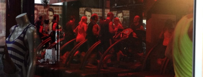 Barry's Bootcamp TriBeCa is one of Locais curtidos por Natalia.