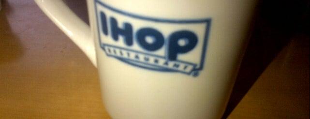 IHOP is one of Posti che sono piaciuti a Tania.