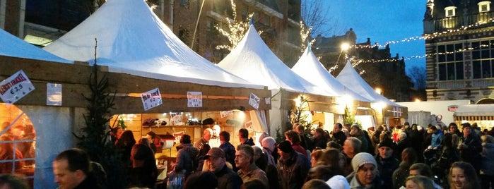 Leuvense Kerstmarkt is one of 'Tis the Season: Christmas Markets.