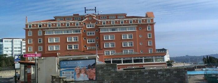 Hotel Hesperia Finisterre is one of Hoteles en España.