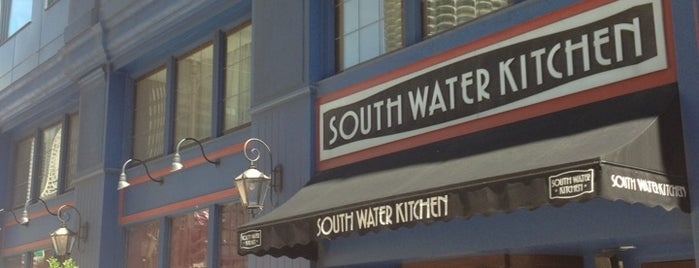South Water Kitchen is one of Chicago Avero Partners - National.