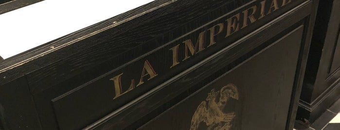 La Imperial is one of Cantinas.