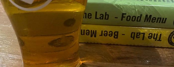 Evil Genius Beer Company is one of Fishtown.