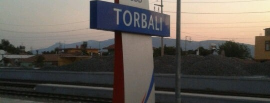 Torbalı Tren / İzban İstasyonu is one of mekan.