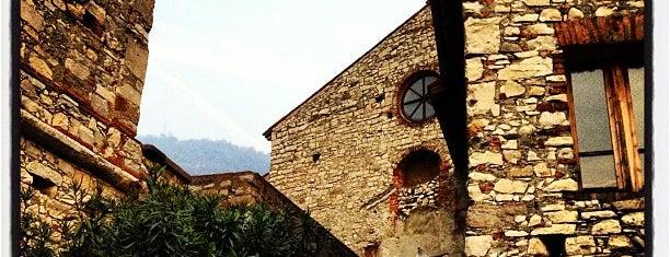 Monastero di San Pietro in Lamosa is one of Locais curtidos por Marco.
