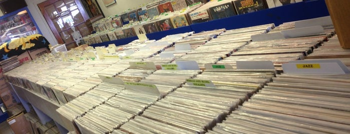 Yesterday & Today Records is one of Things to Do in Miami.