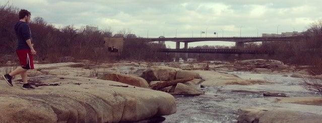 Rocks On The James is one of Alyssa : понравившиеся места.