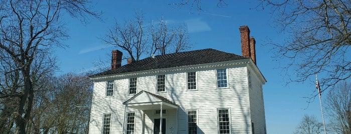 Weston Plantation is one of Virginia Jaunts.