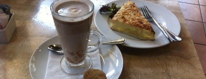 Pastelería Condi is one of Ruta de cafés, sandwich, almuerzos.