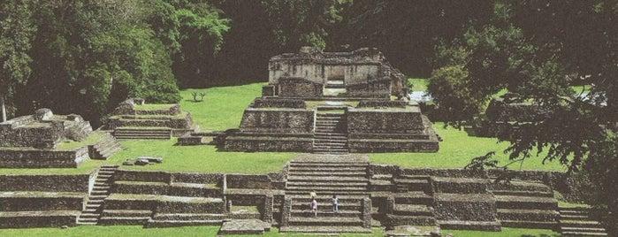 Caracol Maya Ruins is one of Buitenland.