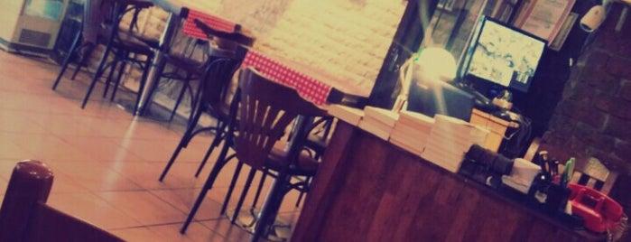 Abdülcanbaz Book & Cafe is one of Orte, die Burçin gefallen.
