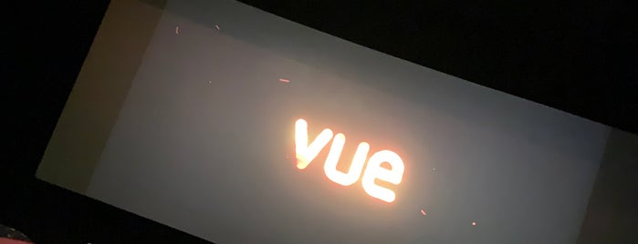 Vue is one of UK.