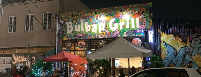 Bulbap Grill is one of work from home food treats.
