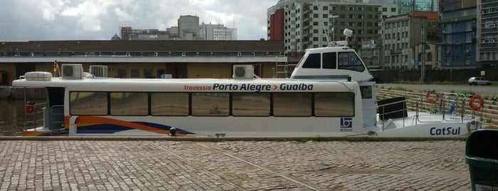 Catamarã Catsul is one of Porto Alegre 2.