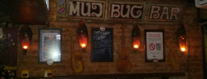 Mud Bug is one of Botecos cariocas.