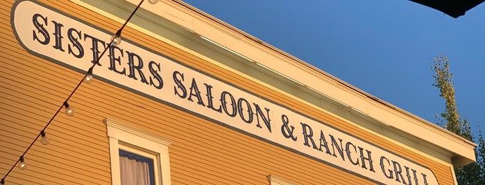 Sisters Saloon is one of สถานที่ที่ Krzysztof ถูกใจ.